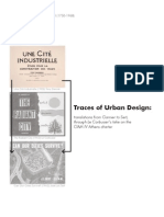 Traces Urban Design Jacob Dugopolski