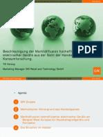 2011 GfK Major Appliances (New Labelling) 2010