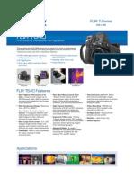 FLIR T640 Datasheet