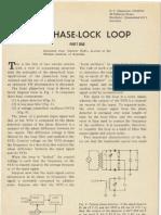 The Phase-Locked Loop