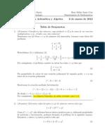 Examen Aritmética y Algebra