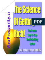 [0] Wallace D. Wattles. - The Science of Getting Rich With Study Pack Bonus - 1910