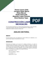 Construcción Ligera de Michoacán