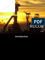SG01 PG03 Nucor Case Presentation