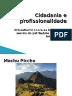 Cidadania e Profissionalidade Imprimir