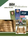 Barnabite Publications Catalog 2011 2012