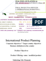 international marketing notes