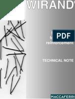 Wirand Technical Note