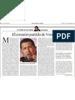 Pilar Rahola. El Corazón Partido de Venezuela