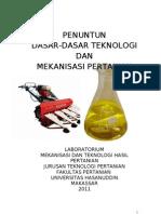Dasar2 Teknologi Dan Mekanisasi Pertanian - Copy
