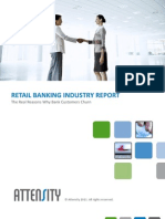 Retail Banking Industry Report