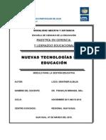 TAREA 1 NUEVAS TECNOLOGÍAS EN LA EDUCACIÓN