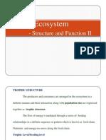 3. Ecosystem- Functioning, Biogeochemical Cycles