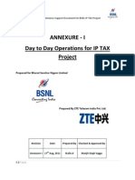 Day to Day Operations IPTAX