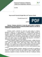 Instructiuni de evaluare 2012