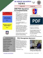 PDK Senior Squadron - Dec 2006