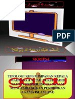 Tipologi Kepemimpinan Kepala Madrasah aliah Nurul Jadid Paiton Probolinggo Dalam Mengingkatkan Pendidikan Agama Islam