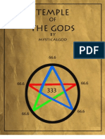 Temple of the Gods -- by Mystical God