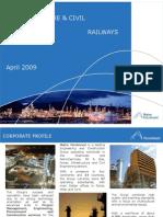 Infrastructures RAILWAYS Finale