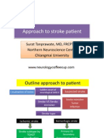 Approach to Stroke Patient