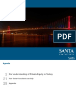 Private Equity in Turkey_Santa