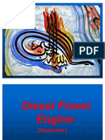 Diesel Power Plant Presentation
