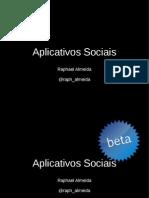 Aplicativos Sociais - CEFET