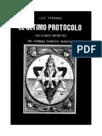 El Último Protocolo -Leo Ferraro-
