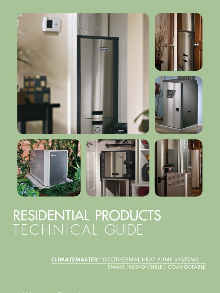 Climate master all products catalog heat pump hvac swarovskicordoba Gallery