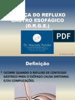 DRGE - Falcão 2012