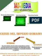 Crisis Imperio Romano
