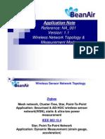 RF_NA_001 V1.1 Wireless Network Topology & Measurement Mode