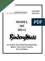 Bindery Mate 305g