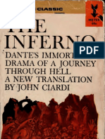 Dante - The Inferno - Transl by John Ciardi