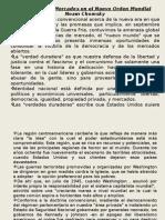 Democracia y Mercados Dario
