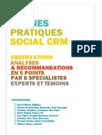 Etude JeeMeo Social CRM 8x5 Bonnes Pratiques