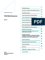 Siemens Profibus Network Manual