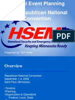 RNC 2008 Homeland Security Plan Briefing Leaked