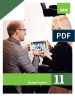 SEB's Annual Review 2011