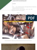 Manutenção No Motor de Arranque (Para Motores CHT)