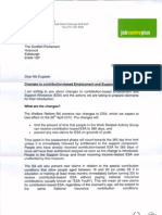 2012-03-07 Changes to Employment and Support Allowance