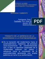 Gerencia y Ambiente Sección SP03N0V