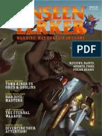 Unseen Lerker Issue 2 Teaser