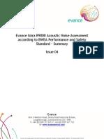 TR069 v4 R9000 Acoustic Noise Assessment BWEA - Summary[1]