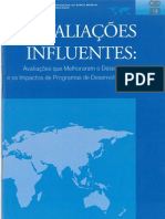 Influential Evaluations Portuguese
