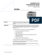 RWD62U Programmable Controller Installation and Commissioning Guide