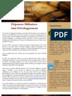 GDAMS February Newsletter FR