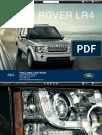 2012 Land Rover LR4 For Sale MI | Land Rover Dealer Near Detroit