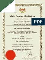 Hadenan Fasilitaorfor Pre-marriage Course
