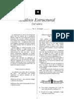 Analisis estructural velero